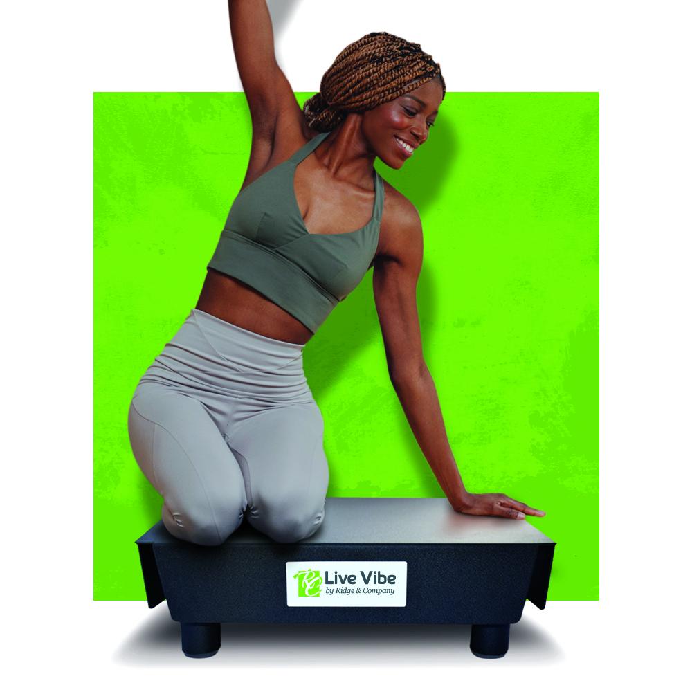 Live Vibe Whole Body Vibration and Bone Density