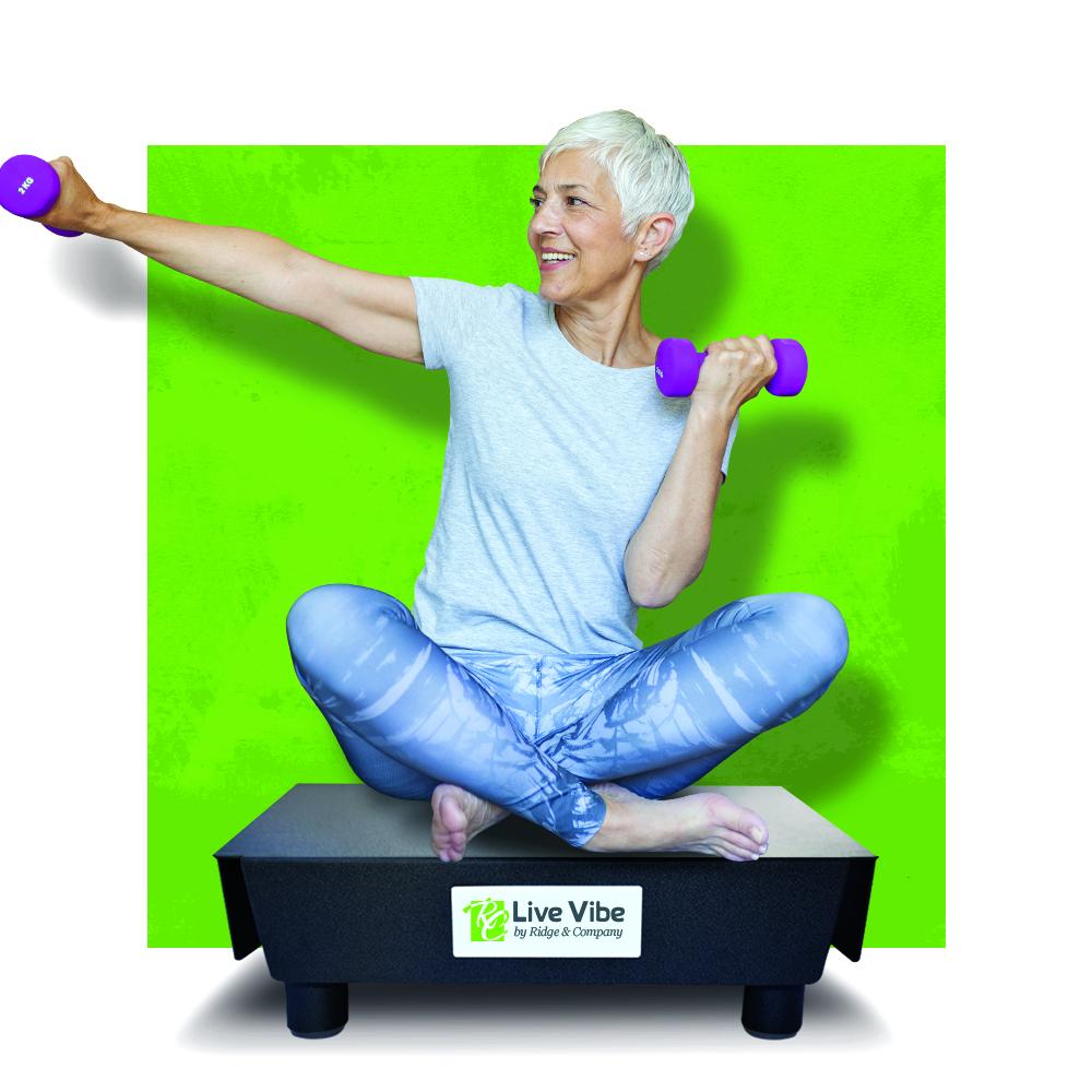Whole Body Vibration and Chronic Pain